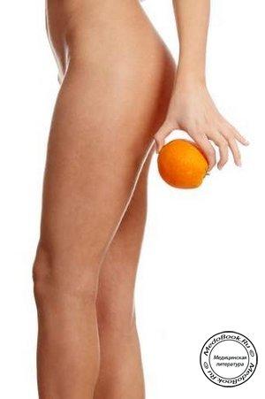 как убрать жир целлюлит ног
