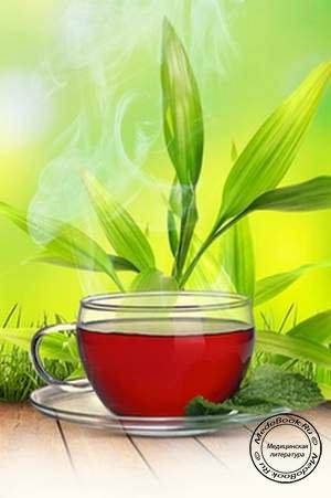 чай от паразитов грибков